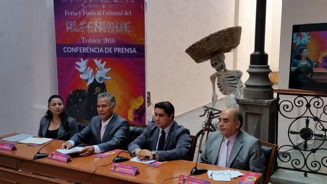 Dejo mucho que desear el festival del alfeñique en Toluca