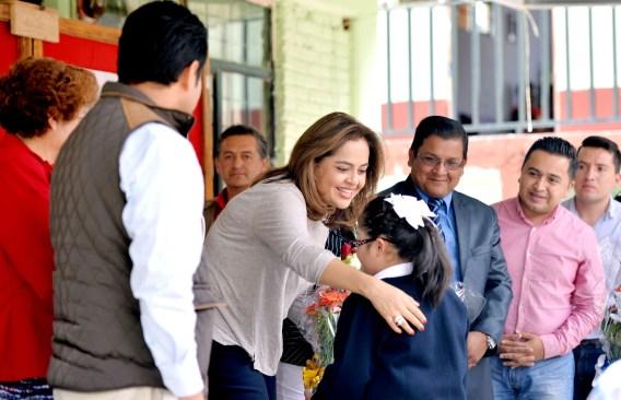 Nuevos planteles educativos en Tecámac