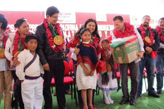 Todo mi respaldo a las niñas y niños de El Oro: Cristina Cruz