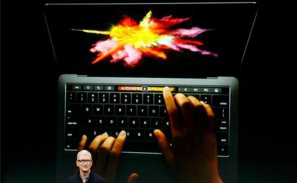 Nueva mejorada y mucho, mucho más cara llega la nueva MacBook