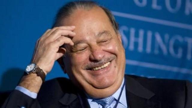 Trump se mete con Carlos Slim