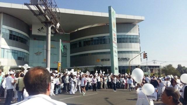 Vecinos exigen seguridad en Naucalpan