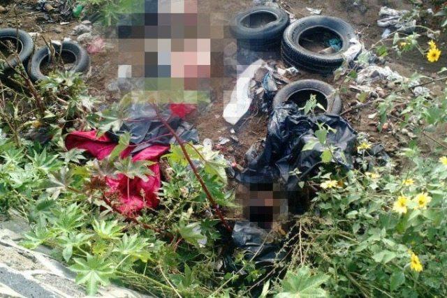 Hallan cadáver descuartizado en La Paz