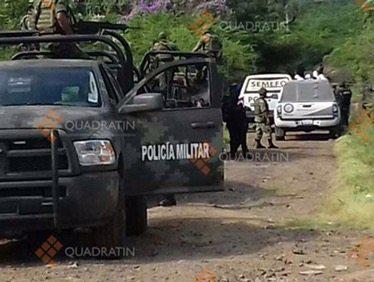 Investigan asesinato de cuatro evangelizadores en Michoacán
