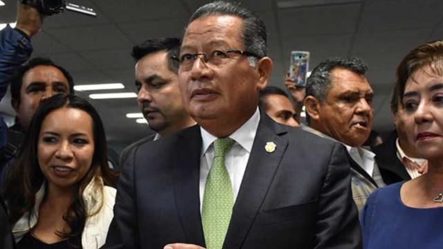 No estoy seguro si Duarte está en Veracruz: gobernador interino