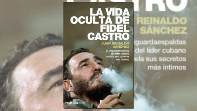 Exescolta revela lujos de Fidel Castro