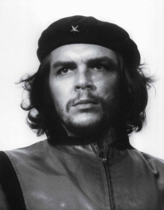 Ernesto Guevara en 1960