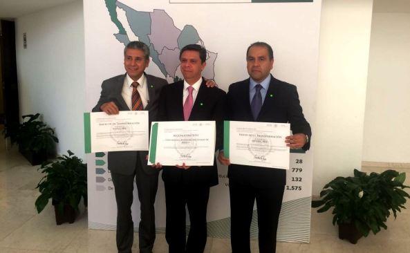 Recibe Metepec reconocimiento por acreditar servicios públicos de calidad