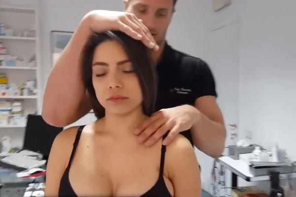 Sesión de masajes se vuelve viral averigua ¿por qué?