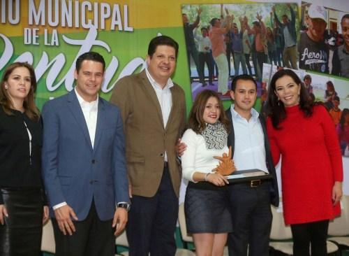 Anuncia el alcalde David López creación del Instituto de la Juventud