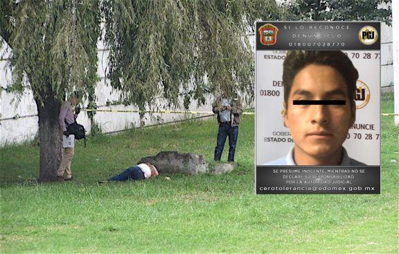 Capturan a asesino de mujer encontrada en Tollocan, era su pareja
