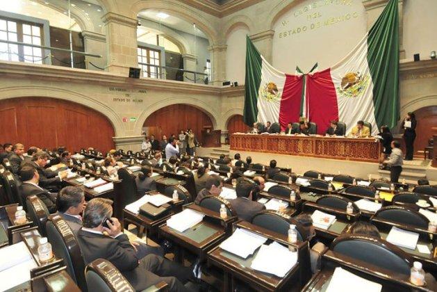 Aprueba Congreso EDOMEX presupuesto 2017 por 260 mil millones