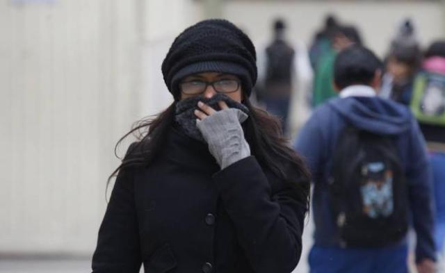 El frio empeorara en el Valle de Toluca