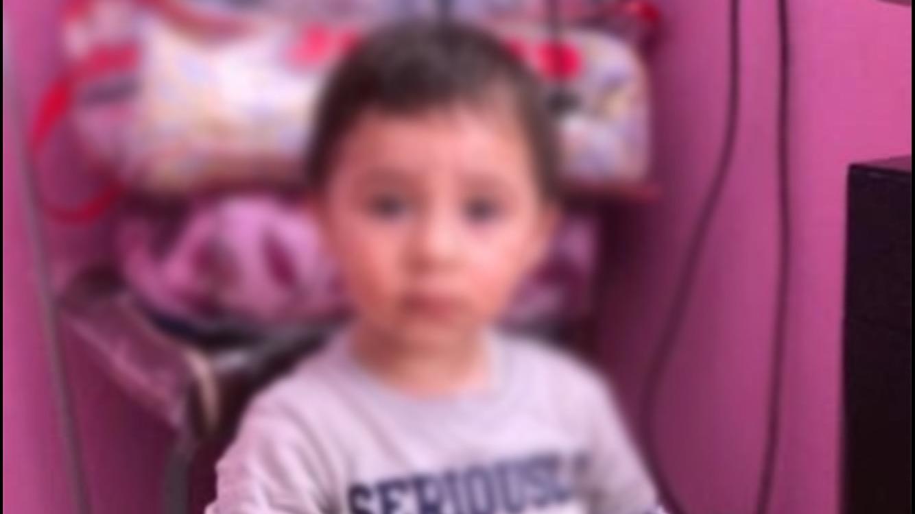 Regresa con su familia bebé que desapareció en Aculco