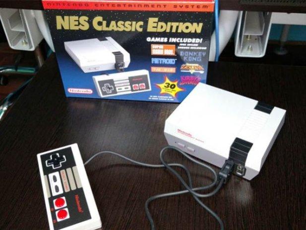NES Classic Edition ya en tiendas si aun alcanzas