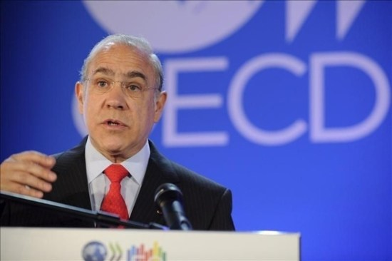 OCDE prevé crecimiento de 2.3 % para México en el 2017