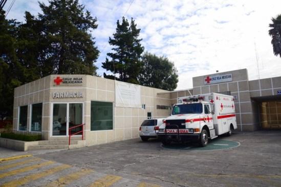 Asaltan la Cruz Roja Toluca