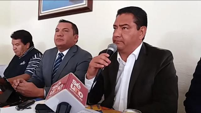 Ciudadanos califican gestion de Eduardo Neri