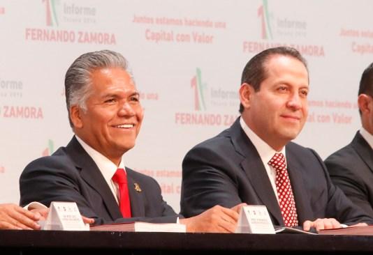 Sigamos haciendo juntos una Capital con Valor: Fernando Zamora
