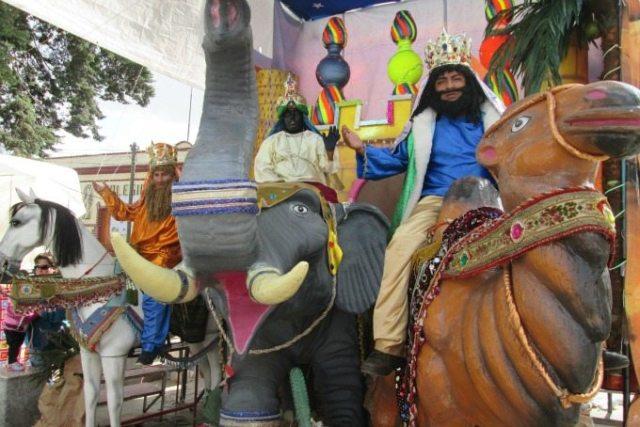 Prepara Metepec festejo para los pequeños y llegada de los reyes magos