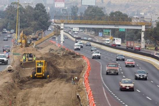 Cerrarán nuevamente este lunes la México-Toluca