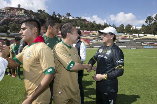 Potros UAEM FC hará historia en 2017