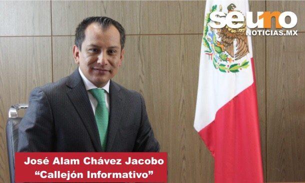 Levanta encuesta Alfredo del Mazo en Metepec: Callejón Informativo