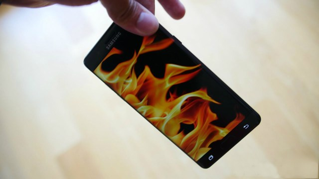 Ya saben por qué explota el Samsung Galaxy Note 7