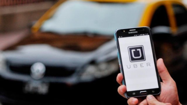 "Uber aumenta tarifa por ""gasolinazo"""