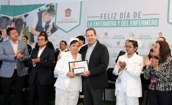 Estado de México capacitará a enfermeras para mejorar atención y salvar más vidas