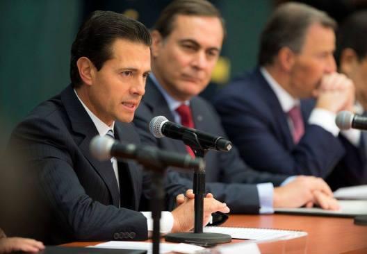 Coparmex dice no al acuerdo promovido por Peña Nieto