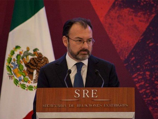 Videgaray y Guajardo irán a reunión de alto nivel con funcionarios de Trump