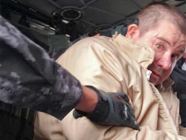 Así fueron los últimos minutos de El Chapo en México
