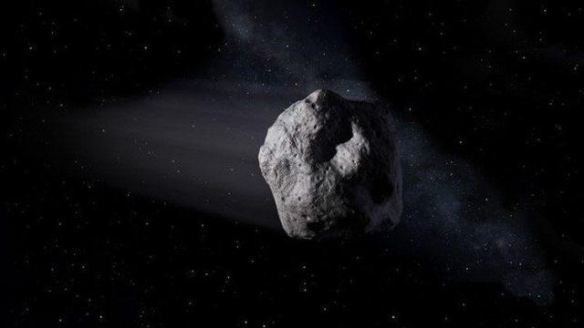 """Asteroide de gran tamaño """"rozo"""" la tierra"""