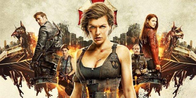 "Milla Jovovich se despide de los zombis en ""Resident Evil: The Final Chapter"""