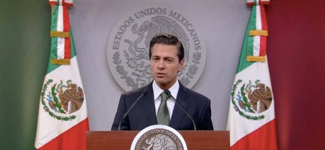 EPN reconoce que no se ha logrado ningún acuerdo con Trump