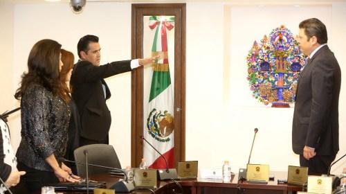 Nombran a titular de la Dirección de Gobierno en Metepec