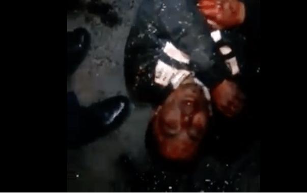 VIDEO: Dan paliza a asaltante en Chimalhuacán