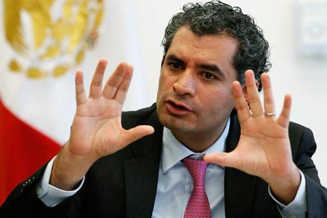 Enrique Ochoa Reza afirma que el PRI tendrá a los mejores candidatos en 2017