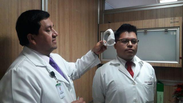 El IMSS salva vida de joven con novedosa técnica neuroquirúrgica