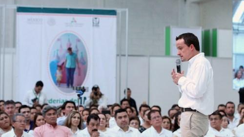 Después de 20 años el IMSS ampliará infraestructura médica en Campeche