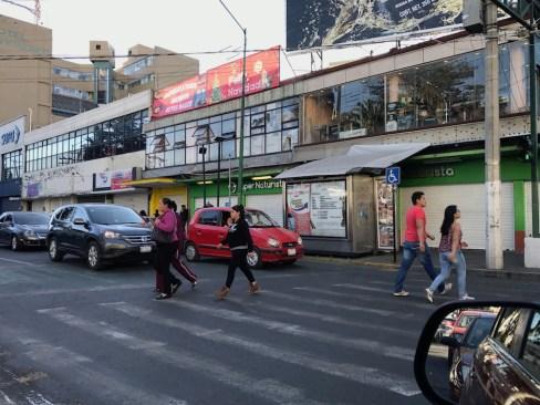 Pánico provoca cierre de negocios en el Valle de Toluca