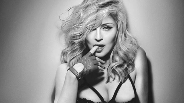 Madonna promueve marcha contra Trump con tremenda foto