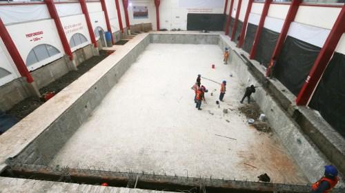 """Remodelan Centro de Desarrollo del Deporte """"Agustín Millán"""""""