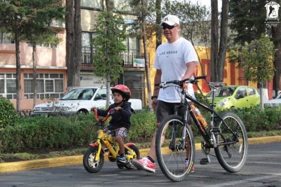 """Invita Toluca al Paseo Dominical """"Toluca en Bici"""" en Paseo Colón"""