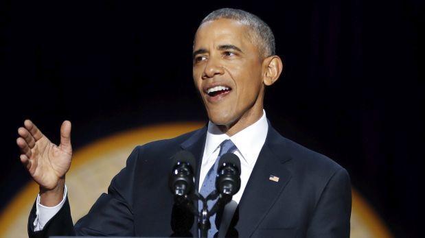 """Obama: """"Ha sido un honor ser su presidente"""" [EN VIVO]"""