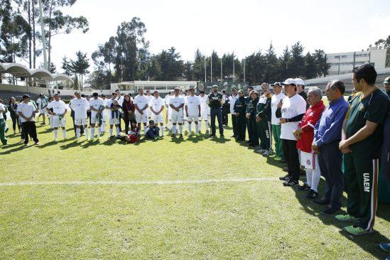 Deporte, imprescindible para una formación integral: Jorge Olvera