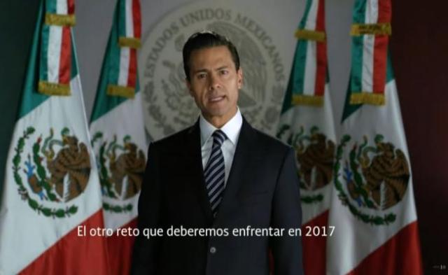 Aumento de la gasolina es consecuencia del exterior: Peña Nieto