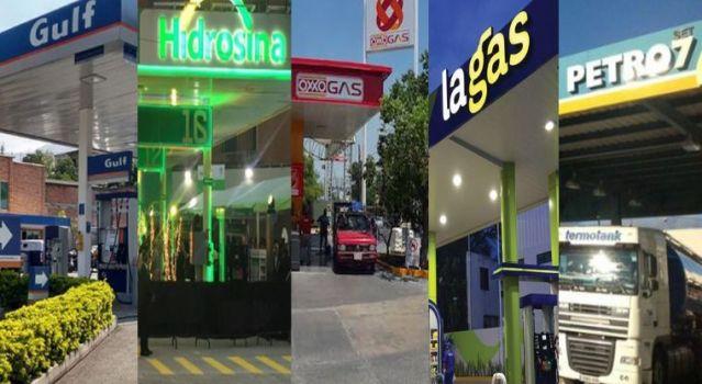 La competencia de Pemex llega con 5 gasolineras