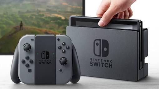 Nintendo lanzará en marzo videoconsola Switch